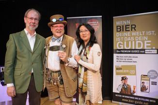 Bild 177 | Präsentation des Bier Guide 2019 im Casino Linz