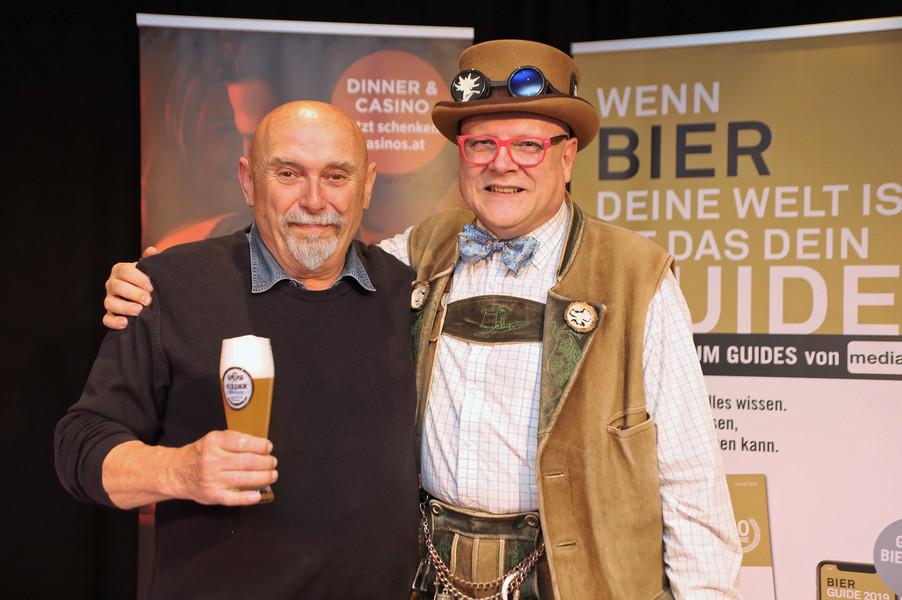 Bild 185 | Präsentation des Bier Guide 2019 im Casino Linz