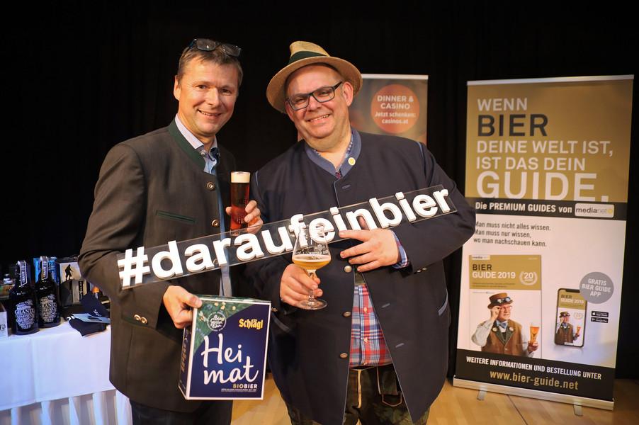 Bild 193 | Präsentation des Bier Guide 2019 im Casino Linz