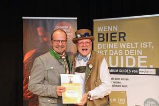 Bild 38 | Präsentation des Bier Guide 2019 im Casino Linz