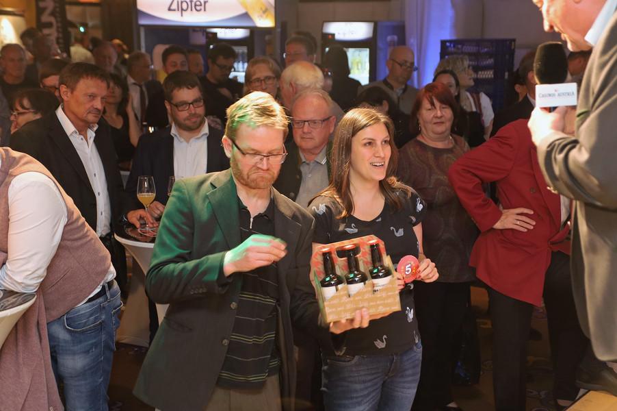 Bild 221 | Präsentation des Bier Guide 2019 im Casino Linz