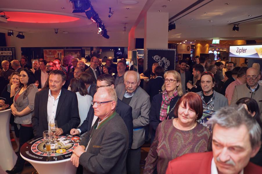 Bild 235 | Präsentation des Bier Guide 2019 im Casino Linz