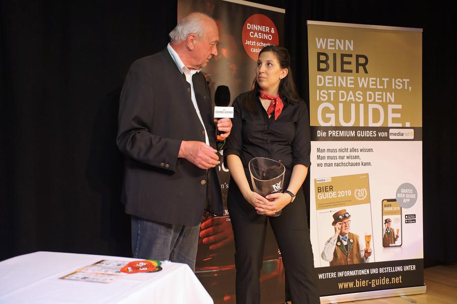 Bild 243 | Präsentation des Bier Guide 2019 im Casino Linz