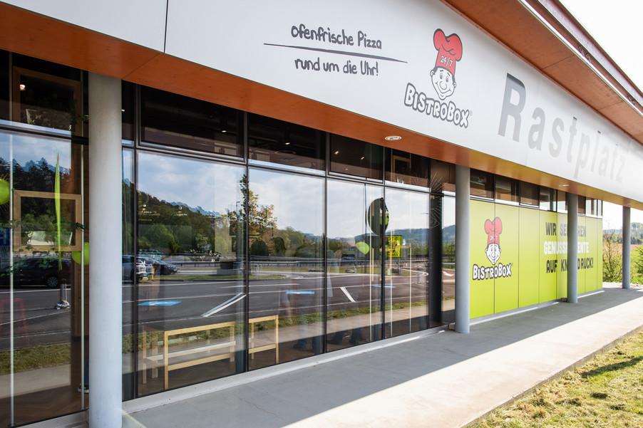 Bild 5 | Eröffnung des BistroBox Flagship-Store