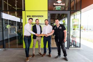 Bild 12 | Eröffnung des BistroBox Flagship-Store