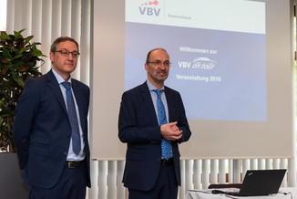 Bild 7 | v.l.n.r.Mag. Harald Amon VBV-Pensionskasse, Veranlagung und Martin Cerny VBV-Pensionskasse, ...