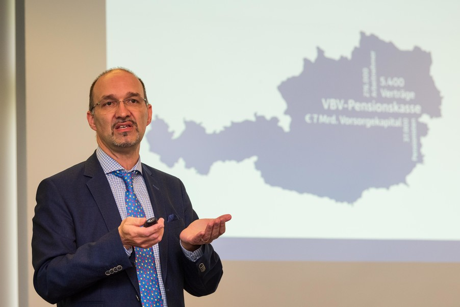 Bild 10 | Martin Cerny VBV-Pensionskasse, Leiter Kundenservice