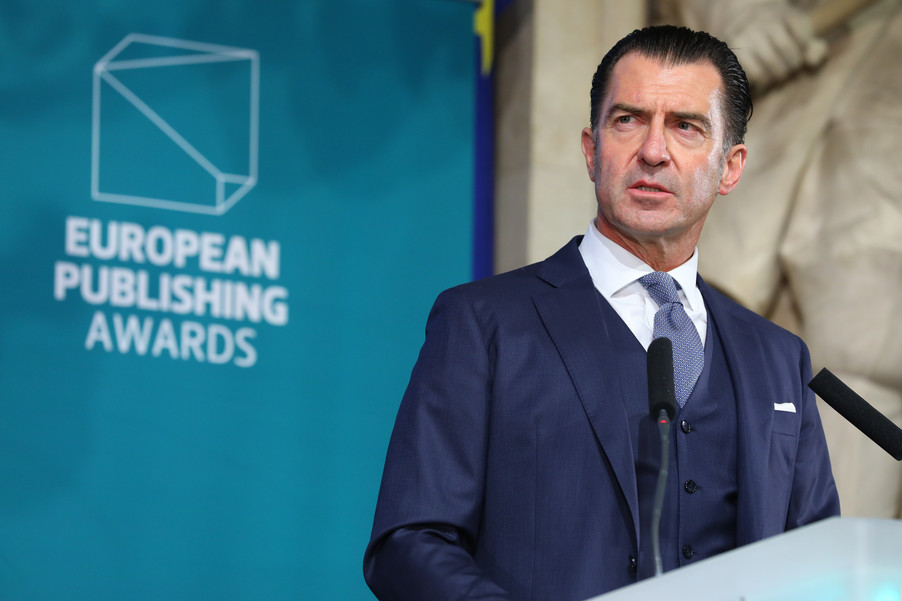 Bild 4 | 1. Tag European Newspaper Congress 2019