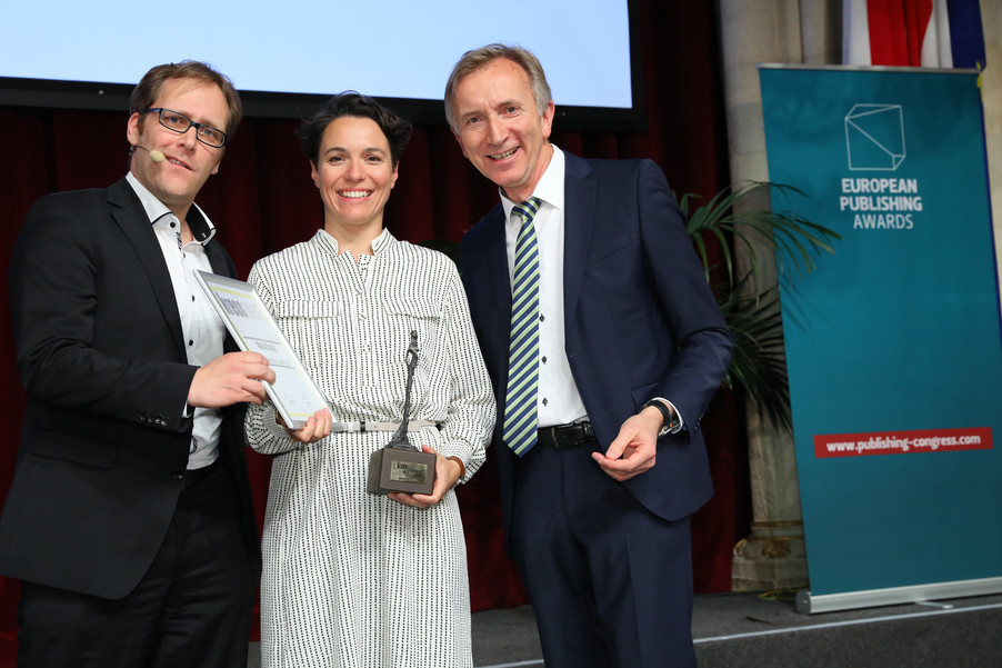 Bild 5 | Winners Dinner - European Newspaper Congress 2019