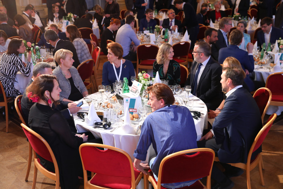 Bild 14 | Winners Dinner - European Newspaper Congress 2019