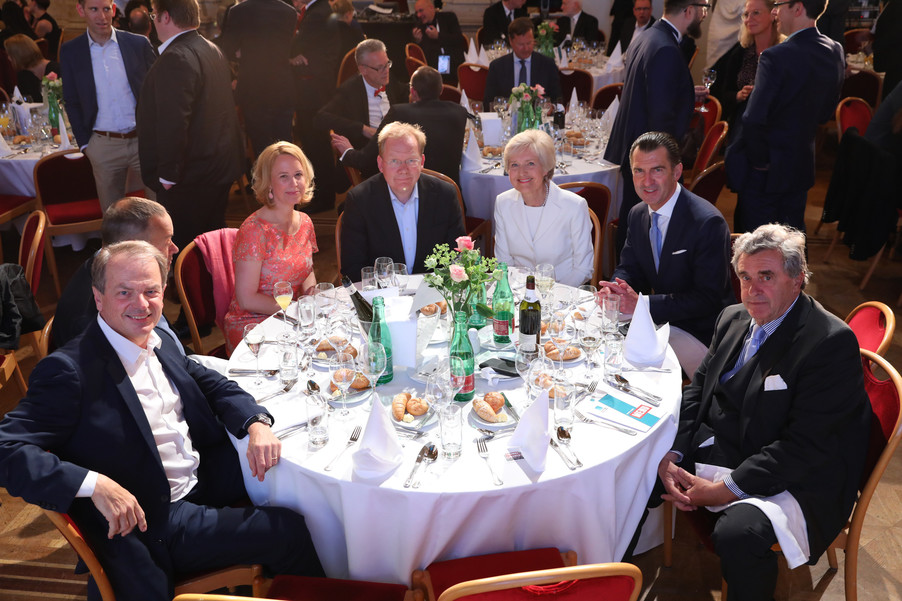 Bild 16 | Winners Dinner - European Newspaper Congress 2019