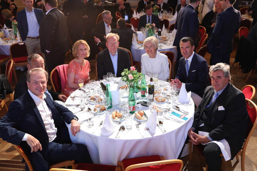 Bild 17 | Winners Dinner - European Newspaper Congress 2019
