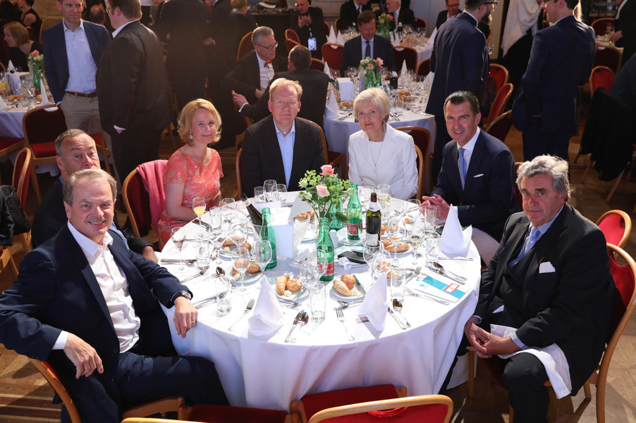 Bild 18 | Winners Dinner - European Newspaper Congress 2019