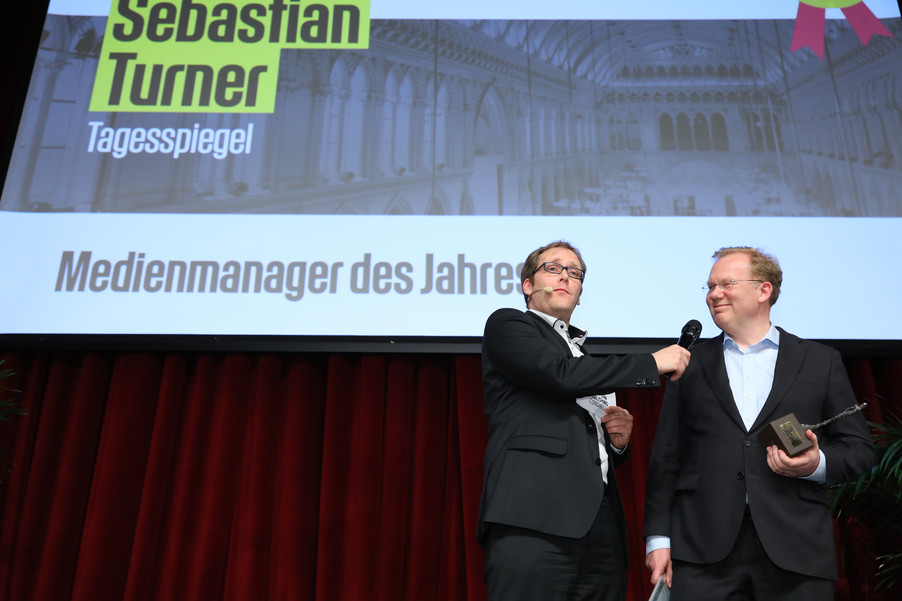 Bild 36 | Winners Dinner - European Newspaper Congress 2019