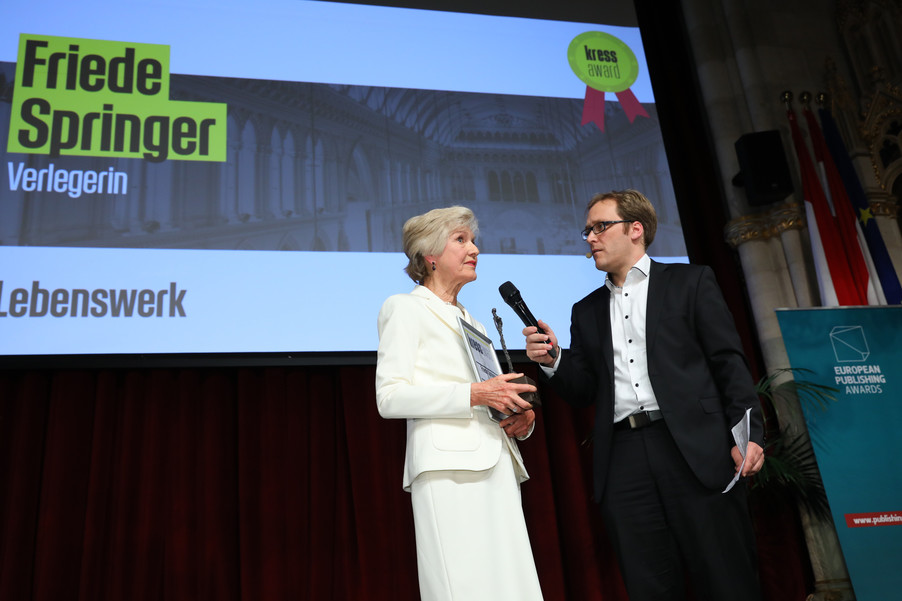 Bild 47 | Winners Dinner - European Newspaper Congress 2019