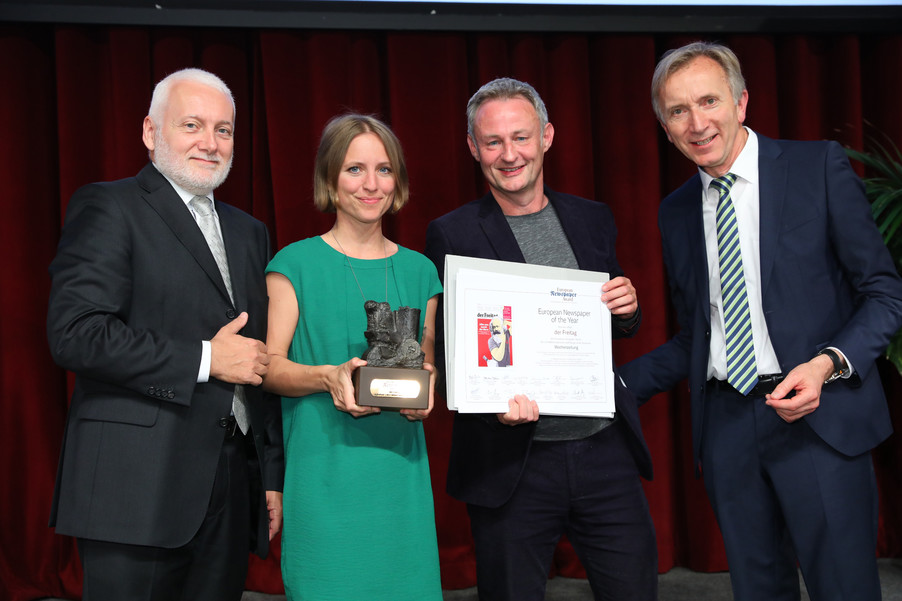 Bild 83 | Winners Dinner - European Newspaper Congress 2019