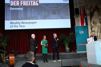Bild 84 | Winners Dinner - European Newspaper Congress 2019