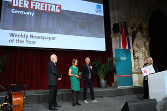 Bild 85 | Winners Dinner - European Newspaper Congress 2019