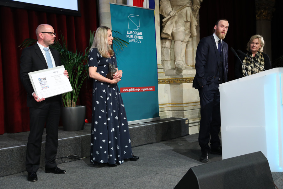 Bild 98 | Winners Dinner - European Newspaper Congress 2019