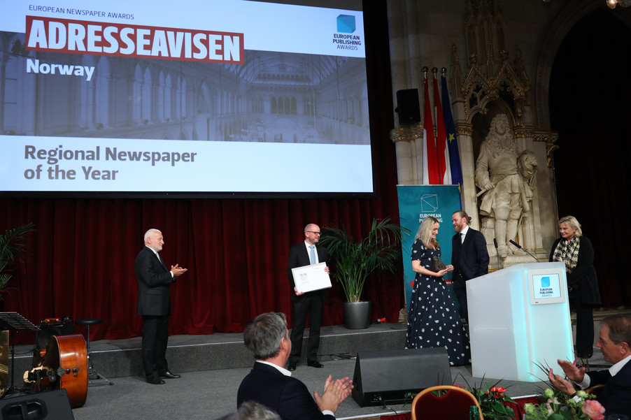 Bild 99 | Winners Dinner - European Newspaper Congress 2019