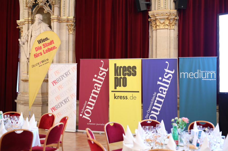 Bild 107 | Winners Dinner - European Newspaper Congress 2019