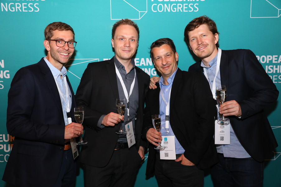 Bild 124 | Winners Dinner - European Newspaper Congress 2019