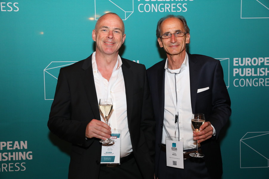 Bild 128 | Winners Dinner - European Newspaper Congress 2019
