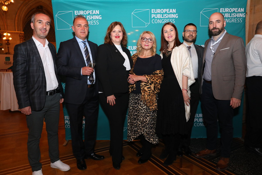 Bild 130 | Winners Dinner - European Newspaper Congress 2019