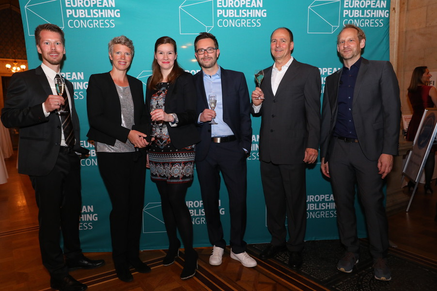 Bild 136 | Winners Dinner - European Newspaper Congress 2019