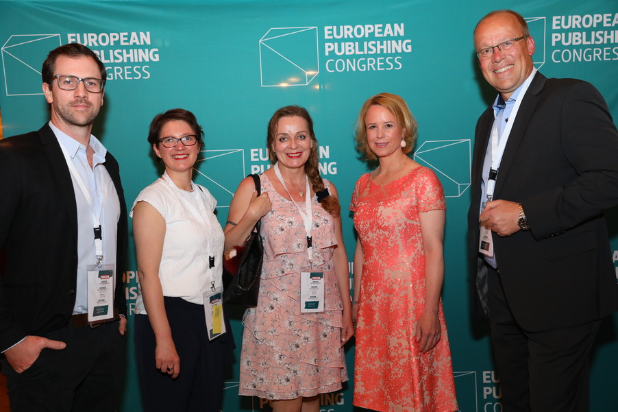 Bild 142 | Winners Dinner - European Newspaper Congress 2019
