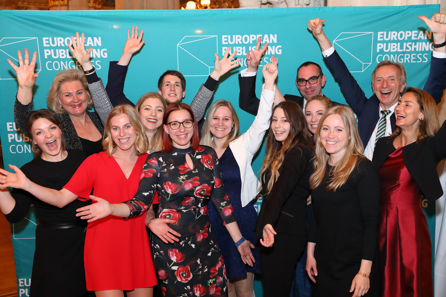 Bild 154 | Winners Dinner - European Newspaper Congress 2019