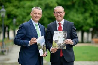 Bild 1 | Bilanz-PK Österreichische Bundesforste (ÖBf) Geschäftsjahr 2018 - Ausblick 2019