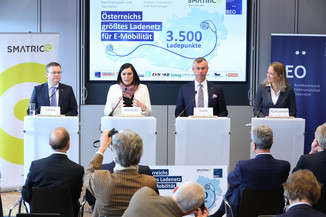 Bild 3 | Meilenstein für E-Mobilität: Österreichweit Laden an 3.500 Ladepunkten mit nur einer Karte