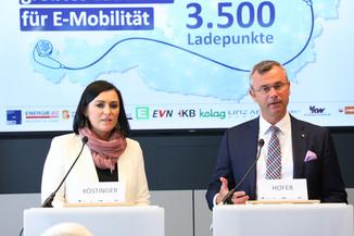 Bild 19 | Meilenstein für E-Mobilität: Österreichweit Laden an 3.500 Ladepunkten mit nur einer Karte
