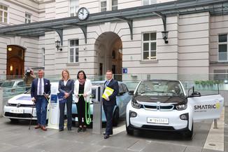 Bild 20 | Meilenstein für E-Mobilität: Österreichweit Laden an 3.500 Ladepunkten mit nur einer Karte