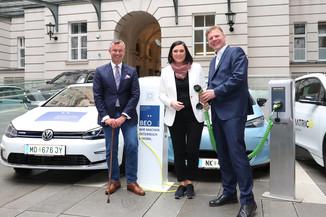 Bild 25 | Meilenstein für E-Mobilität: Österreichweit Laden an 3.500 Ladepunkten mit nur einer Karte