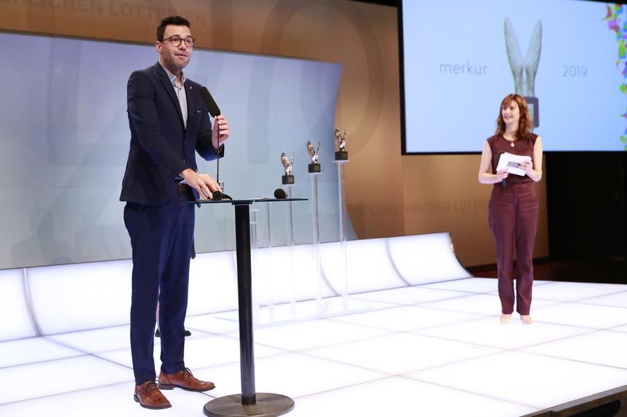 Bild 25 | Vienna Business School Merkur Award 2019