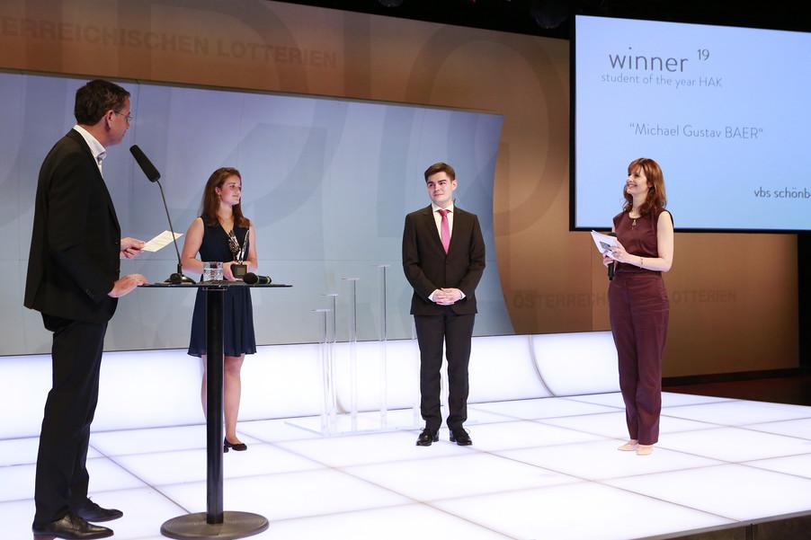 Bild 34 | Vienna Business School Merkur Award 2019