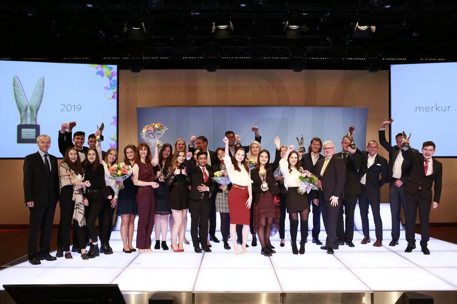 Bild 44 | Vienna Business School Merkur Award 2019