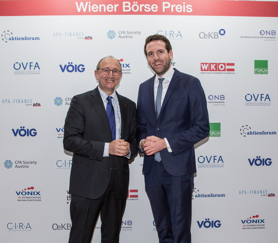 Bild 94 | Wiener Börse Preis 2019