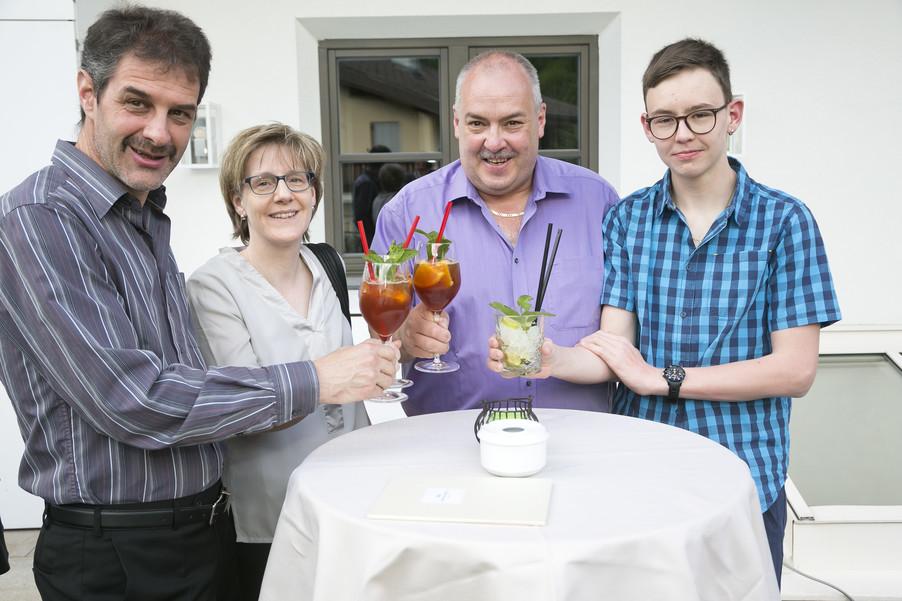 Bild 13 | Löwen Hotel Montafon: Erfolgreiches Four-Hands-Dinner in der Löwen Stube