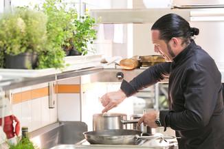 Bild 32 | Löwen Hotel Montafon: Erfolgreiches Four-Hands-Dinner in der Löwen Stube