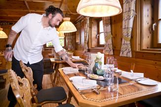 Bild 37 | Löwen Hotel Montafon: Erfolgreiches Four-Hands-Dinner in der Löwen Stube