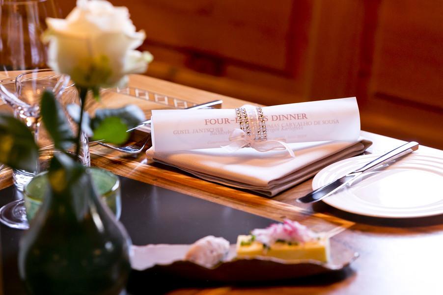 Bild 39 | Löwen Hotel Montafon: Erfolgreiches Four-Hands-Dinner in der Löwen Stube