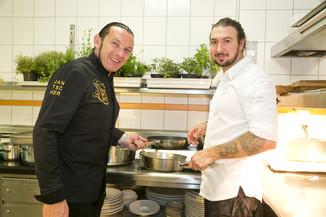Bild 40 | Löwen Hotel Montafon: Erfolgreiches Four-Hands-Dinner in der Löwen Stube