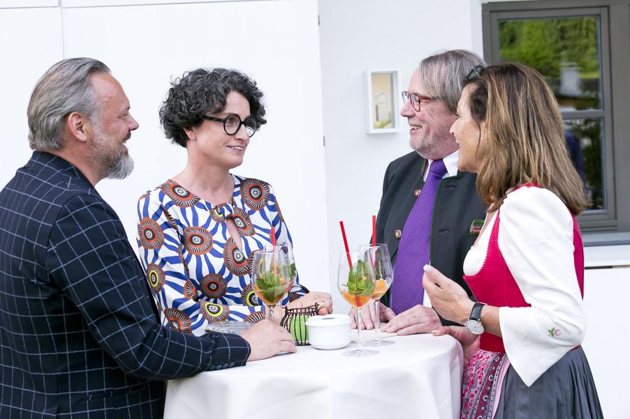 Bild 43 | Löwen Hotel Montafon: Erfolgreiches Four-Hands-Dinner in der Löwen Stube