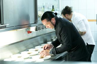 Bild 47 | Löwen Hotel Montafon: Erfolgreiches Four-Hands-Dinner in der Löwen Stube