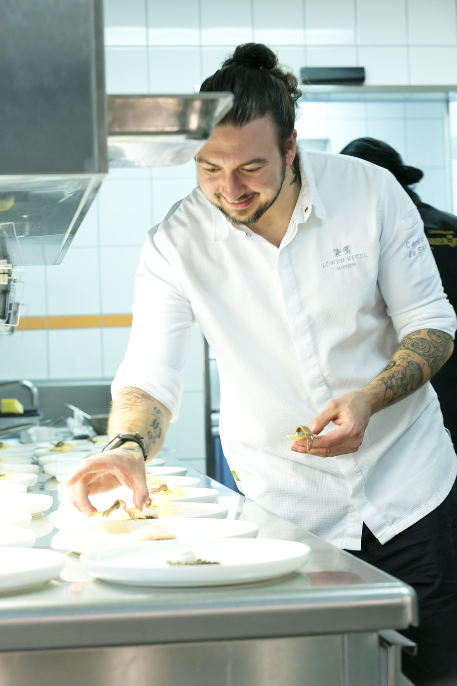 Bild 48 | Löwen Hotel Montafon: Erfolgreiches Four-Hands-Dinner in der Löwen Stube