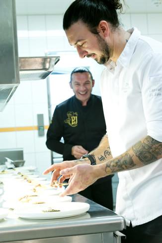 Bild 49 | Löwen Hotel Montafon: Erfolgreiches Four-Hands-Dinner in der Löwen Stube