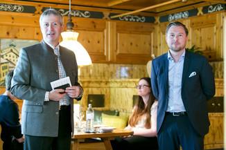 Bild 51 | Löwen Hotel Montafon: Erfolgreiches Four-Hands-Dinner in der Löwen Stube